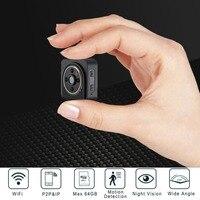 LESHP HD 720P Mini Camera Wifi P2P IP Camera Magnetic Night Vision Camcorder DV Voice Video