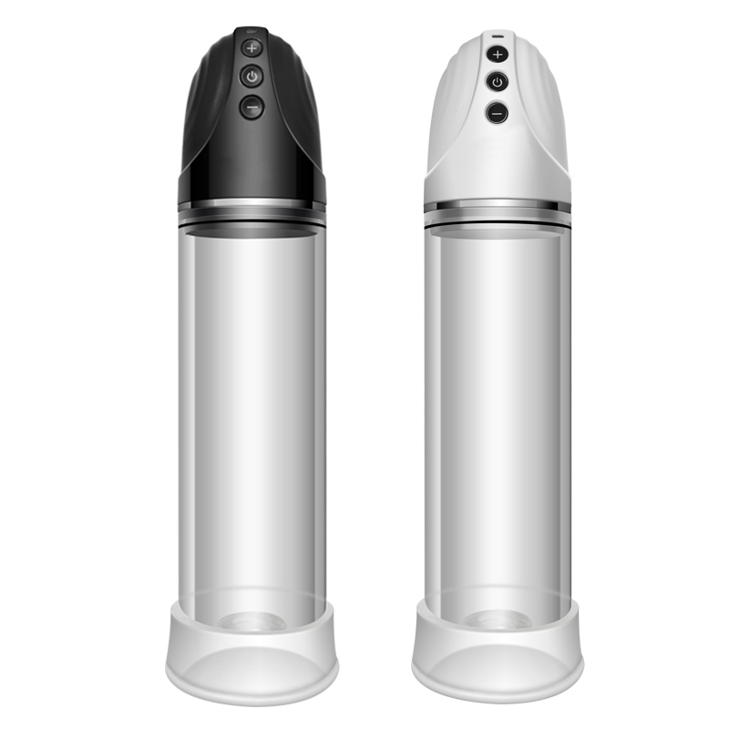 Rechargeable Electric Automatic Vacuum Pump Penis Enlargement Extender Enlarger Sex Toys For Men wearable penis sleeve extender reusable condoms sex shop cockring penis ring cock ring adult sex toys for men for couple
