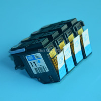 For Hp 11 4 Color Remanufactured Printhead For Hp 100 110 111 500 510 800 813