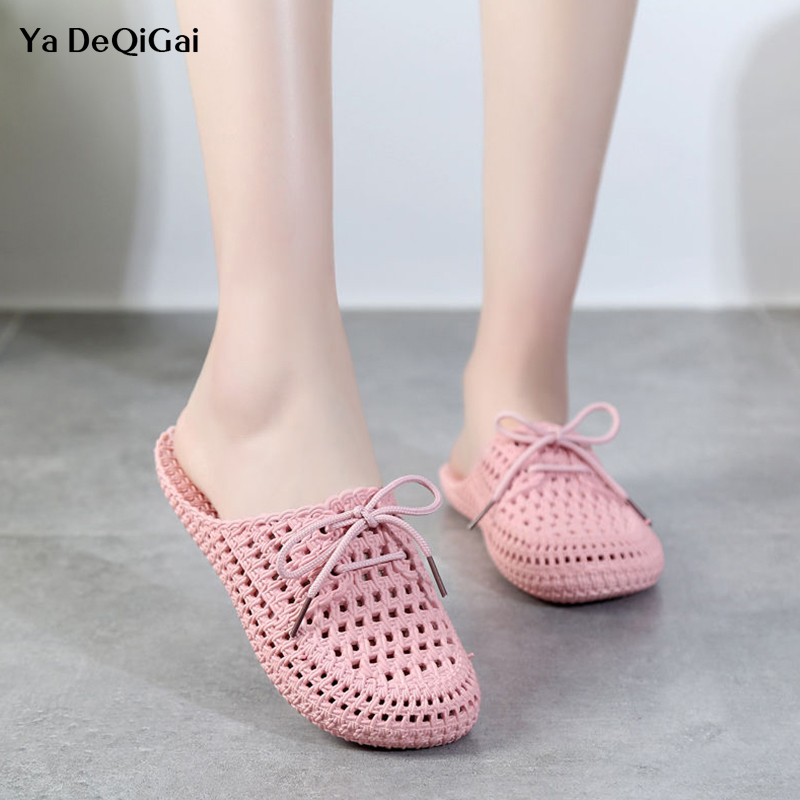 New Red Woman Doctors Nurses Surgical Work Shoes Non-slip Medical Slippers Operating Room Lab Slippers Summer Slippers Set Spa