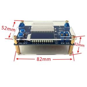 Image 2 - 12A تنحى وحدة قابل للتعديل باك مجلس امدادات الطاقة مع شاشة الكريستال السائل الرقمي باك محول وحدة محول DC DC