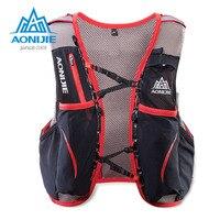 AONIJIE 5L Running Bag Rugzak Hydration Vest Outdoor Sport Bag Vest Super Licht voor Fietsen Klimmen Camping Wandelen Running