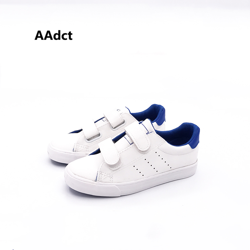 2017 Fashion running sports kids shoes casual girls shoes Autumn new student little boys shoes sneakers