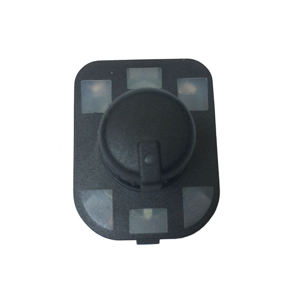 8E0 959 565A Electric Mirror Adjust Switch Knob without Folding For AUDI A3 A4 S4 B6 B7  ...