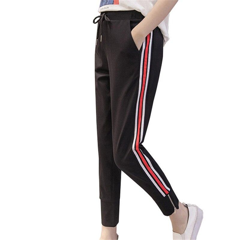 Unterwäsche & Schlafanzug Damen-nachtwäsche Frauen Schlaf Hosen Streifen Hosen Pyjama Hose