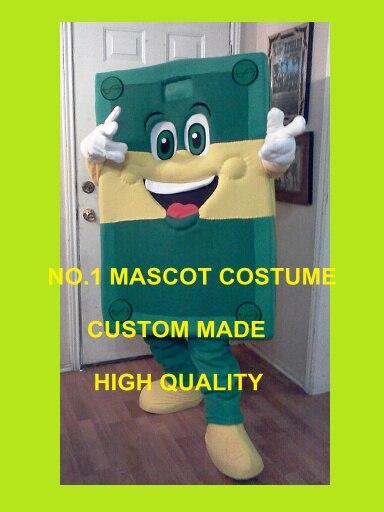 Promozione dollar bill cash mascot costume adulto cartoon character soldi tema fancy dress mascotte outfit suit per il carnevale 1739