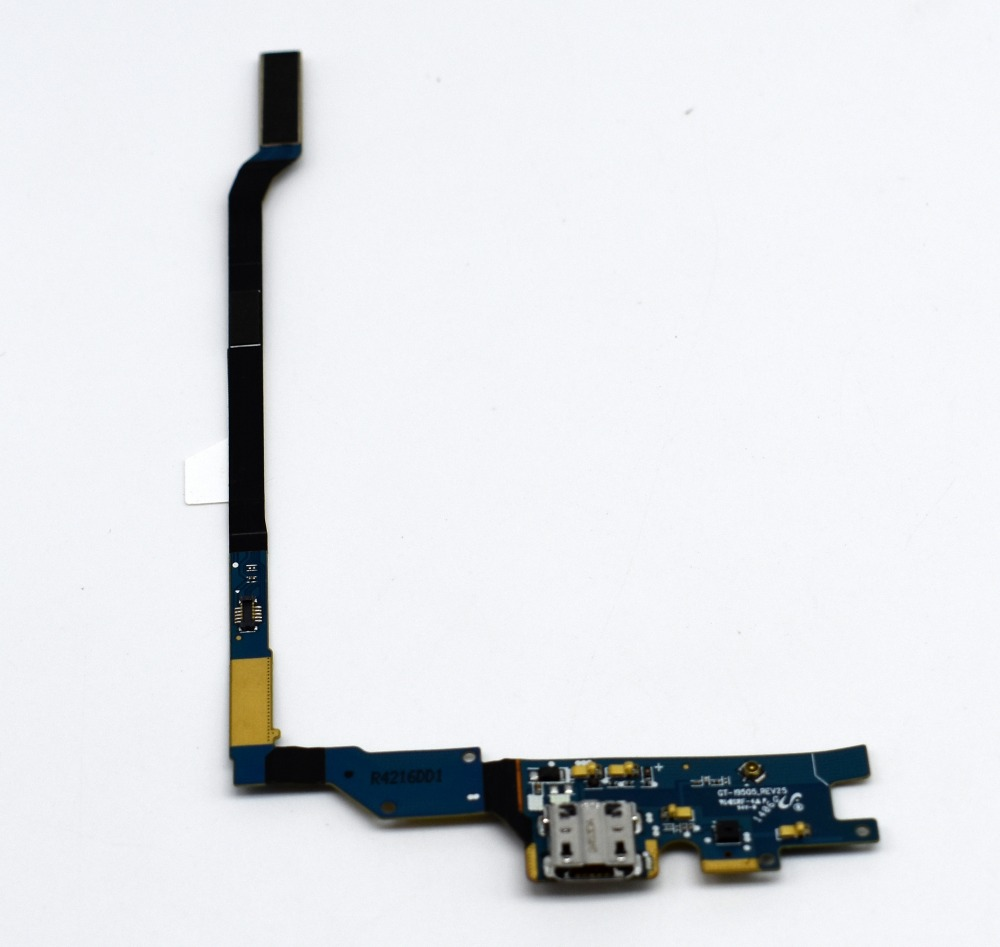 For Samsung Galaxy S4 i9500 i9505 i337 Dock Connector Charger Charging Port USB Flex Cable free