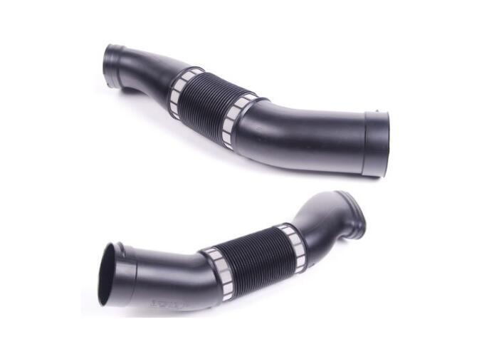 1 סט שמאל + ימין צד צריכת אוויר צינור צינור עבור מרצדס W220 S280 S320 S350 1120943682