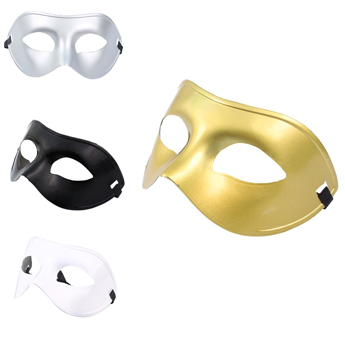 Fancy Dress Costume <font><b>Sexy</b></font> Men Women Costume Prom <font><b>Mask</b></font> Venetian Mardi Gras Party Dance Masquerade Ball <font><b>Halloween</b></font> Carnaval <font><b>Mask</b></font> image