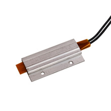 4PCS/LOT 60x28x7mm PTC Heating Element 12V/24V/48V/110V Heater Thermostat Aluminum Shell Ceramic Heater Heating Plate