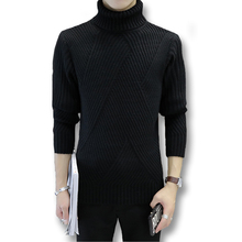 2017 Для мужчин водолазка Пуловеры для женщин осень-зима Для мужчин Свитеры для женщин Свободные свитеры тонкий Фитнес твердые хлопок толстой Для мужчин Пуловеры для женщин плюс 3XL
