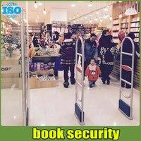 Универсальный книжный магазин защита от кражи системы EM система для библиотеки и магазин Бесплатная решение дизайн и установить руководст
