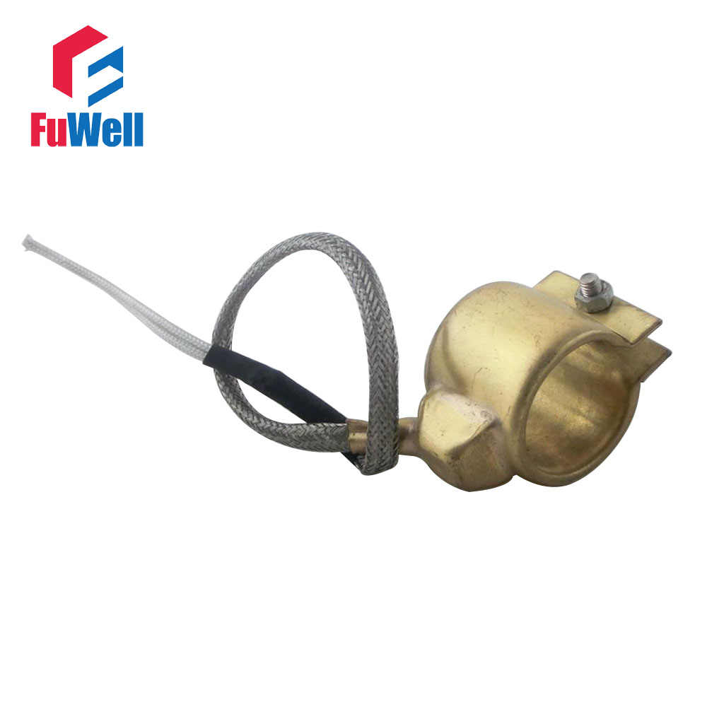 Customized Welcomed Brass Band Heater 30*35mm(D*H) 220V 120W Heating ElementCustomized Welcomed Brass Band Heater 30*35mm(D*H) 220V 120W Heating Element