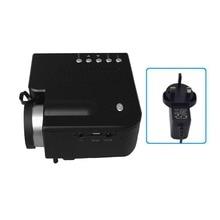 UC28B+ Home Projector Mini Miniature Portable 1080P HD Projection Mini LED Projector For Home Theater Entertainment цена и фото