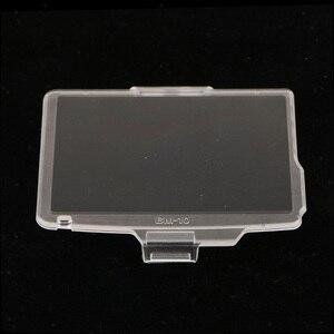 Image 5 - 여행 필수 BM 10 니콘 d90 BM 10 d90 용 하드 lcd 모니터 커버 화면 보호기
