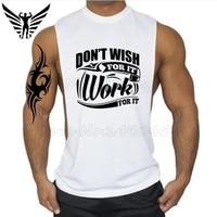 Muscleguys marka mens tank tops fitness podkoszulek stringer kulturystyka rękawów koszula clothing golds treningu siłowni mężczyzn topy