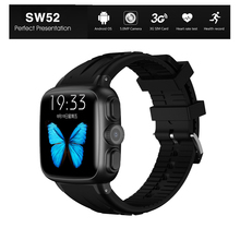 Ordro sw52 android 4.4 3g bluetooth smartwatch smart watch telefon MTK6572 Unterstützung SIM TF Karte GPS WiFi 3MP Kamera Wasserdicht IOS