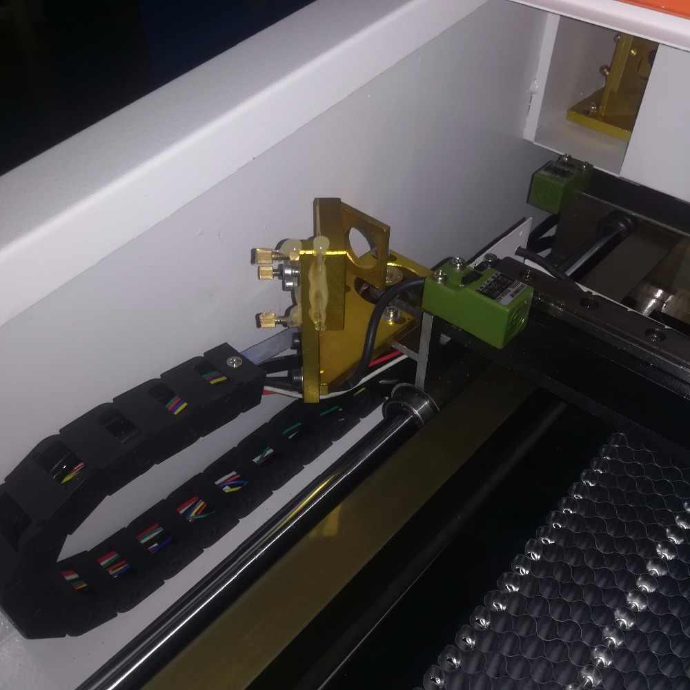 Interruptor de límite verde o sensor x y aixs para 3020, 4040, 460, 6090 máquina de grabado láser