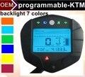 KTM original speedometer hot sell motorcycle meter backlight adjustable motorcycle accessories