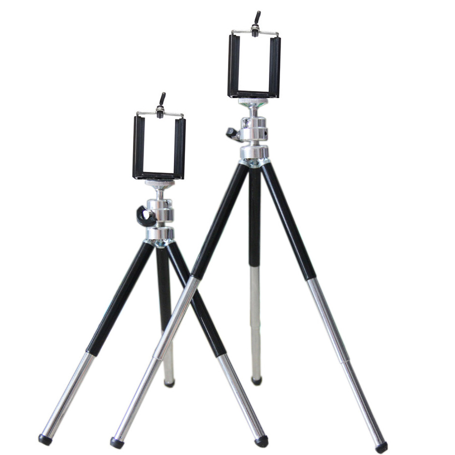 Hot selling Mini font b Tripod b font With Phone Holder For 3 5 6inch Huawei