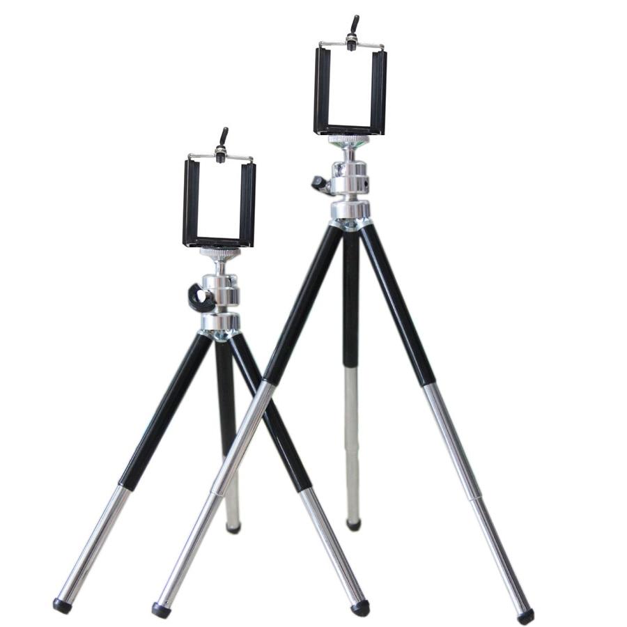 Aukštos kokybės mini stovas su telefonų laikikliu 3.5-6 colių - Fotoaparatas ir nuotrauka