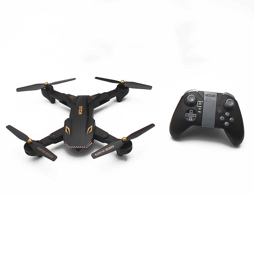 Enfants WIFI vidéo télécommande HD caméra hélicoptère jouets quadrirotor grand Angle Drone pliable RC - 3