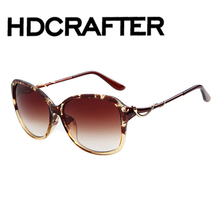 Fashion Women Sunglasses Polarized Reflective Driving Sun Glasses Brand Designer Summer Shades Eyewear with high quality