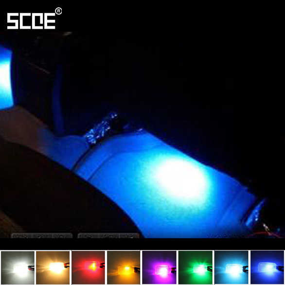 Detail Feedback Questions about SCOE 2x3SMD Car Styling LED