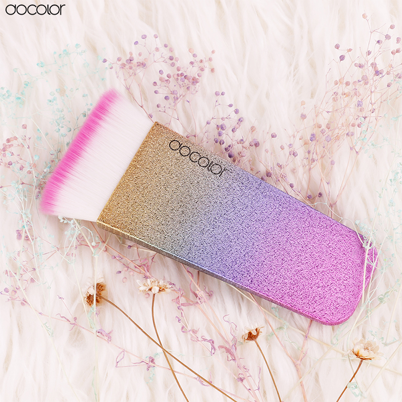 2017 New Contour and highlight brush Docolor makeup brush contouring brush cosmetic brush free shipping
