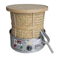 Timing electric baking cage food medicine tea fragrant machine baking machine drying to taste carbon flavored bamboo baking cage