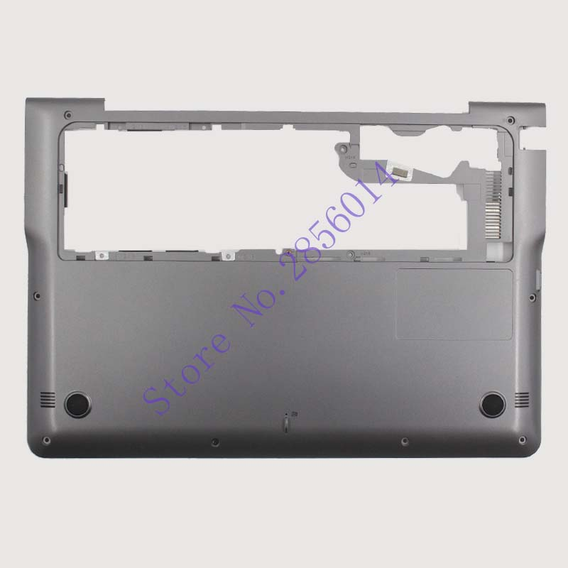 NEW Laptop Bottom Case For Samsung 530U3B 530U3C 535U3C NP530U3B NP530U3C NP535U3C silver