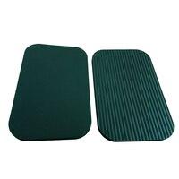 Joelho pulso cotovelo almofada assento colchão push-up almofada jardim kneeler esteira prancha yoga tapete almofada ao ar livre tapetes de assento 29x19x1.5 cm