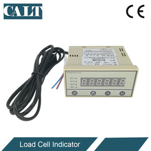 DY220 Pressure load cell display controller Weight indicator Batching for weighing sensor  стоимость