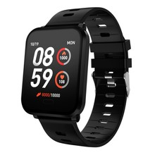 Lasting Waterproof Smartwatch Fitness Bracelet Women Heart Rate Monitor Blood Pressure IP68  Men Sport Smart Wristband недорого
