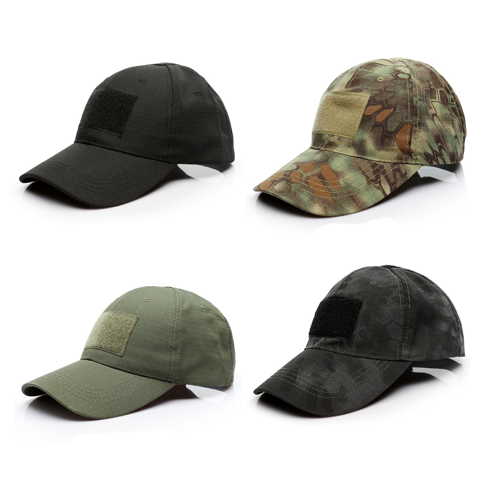 KLV Men Tactical   Baseball     Cap   Casual Breathable Male Camouflage   Caps   Forces Airsoft Hat Summer Outdoor Visor   Caps   Female Sun Hat