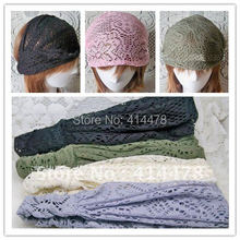 Free Shipping,2014 New Style Fashion Wholesale Lace Elastic Headbands For Women,Spider Net Shape Head Bands,Fast Shipping