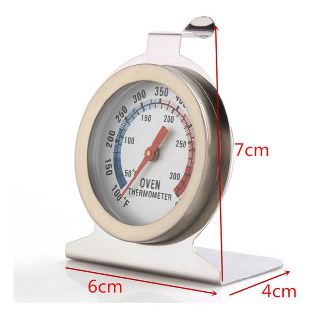 Stainless Steel Stand Up  Food Meat Dial Oven Thermometer Temperature Gauge Gage Kitchen Digital Cooking Electronic Tools