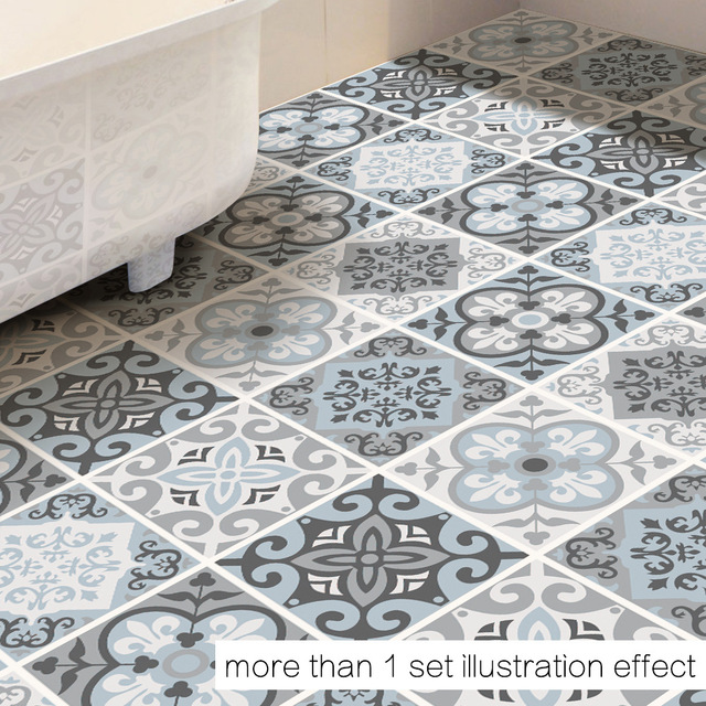 50x50 cm Irregolare modello adesivi murali adesivi per pavimenti ...