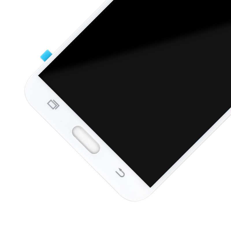 5.0 بوصة لسامسونج غالاكسي J7 Neo J701 SM-J701F J701M J701MT شاشة الكريستال السائل و مجموعة المحولات الرقمية لشاشة تعمل بلمس استبدال أجزاء