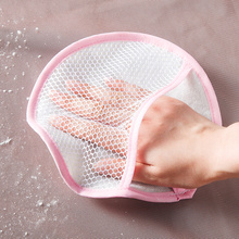 Multifunction dust removing gloves cleaning cloth water absorbent cloth for window household cleaning tool
