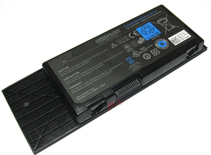 Фотография 11.1V 86WH Original New Laptop Battery for 17 18(ALW18D-1788) M18X M17X R5 0KJ2PX G33TT Free Shipping