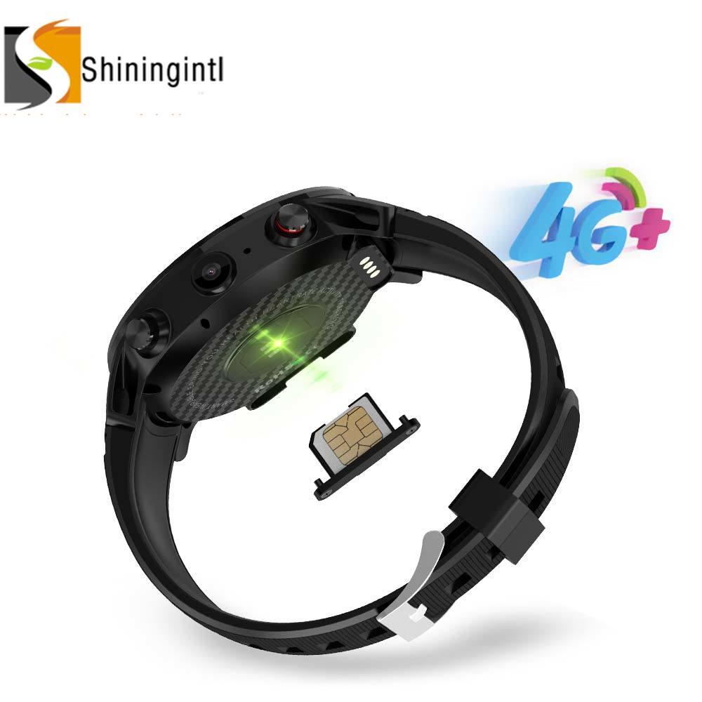 Smochm Android Smart watch Waterproof IP68 GPS 5M Camera 4G network 16G Storage Quadcore Sports Smart