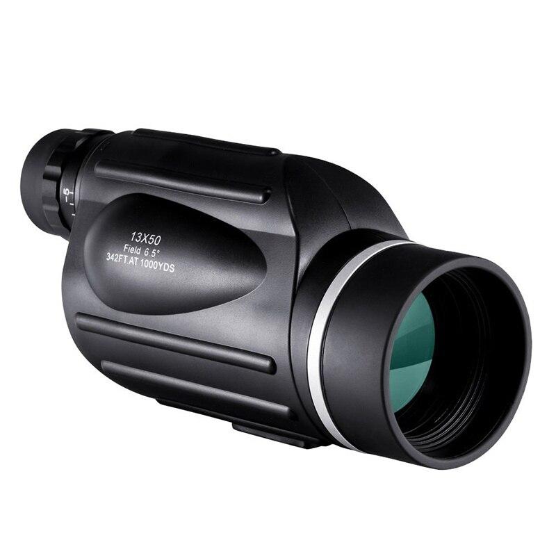 Outdoor Hiking Waterproof Monocular Binoculars With Rangefinder Telescope Distance Meter Type Monocular