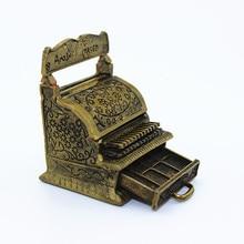 1:12 Cute MINI Dollhouse Miniature classical checkout counter