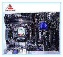 Оригинальные платы для Biostar Hi-Fi H77S LGA 1155 DDR3 32 ГБ USB2.0 USB3.0 H77 рабочего Материнская плата бесплатная доставка