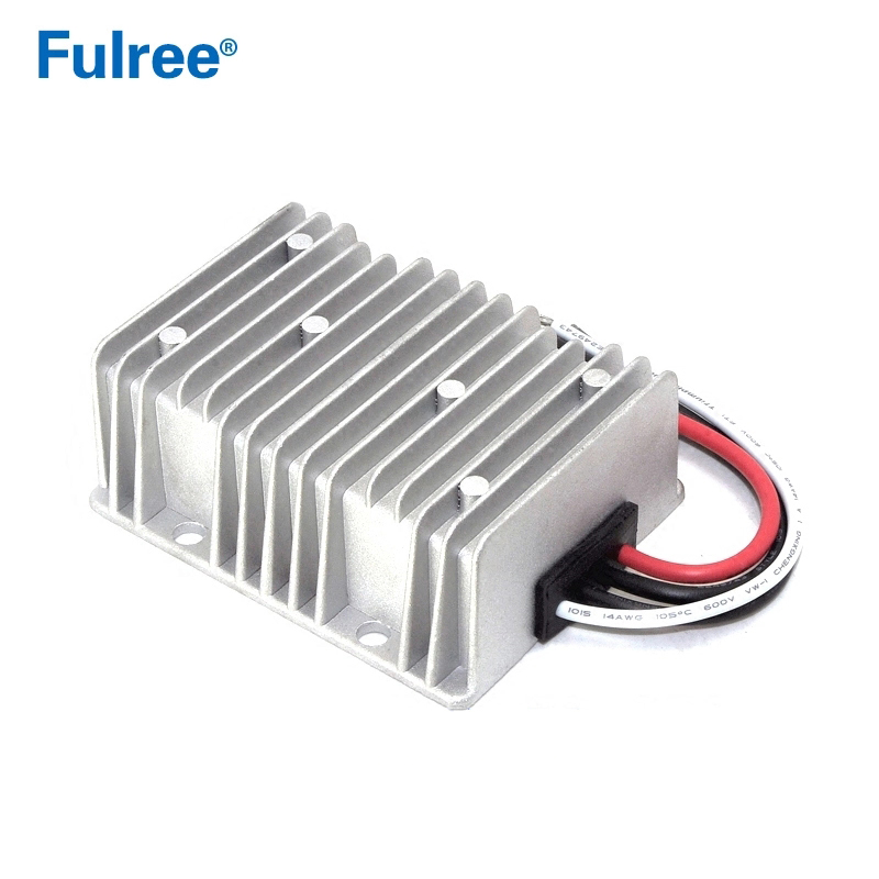 DC 12V 8 36V to DC 12V 15A 20A 25A 300W Auto Buck Boost Voltage Converter