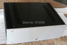 Classic Class A chassis / home audio Chassis / amplifier chassis / aluminum 430 *150 * 300mm