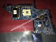Working Excellent For hp Pavilion DV6 DV6T dv6-6000 Laptop Motherboard 659148-001 Mainboard with HD6770 Graphic 1GB