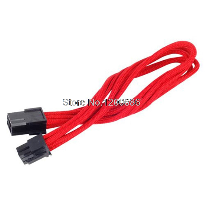 6pin Pci E Pci Express Wire Harness Male To Female Power