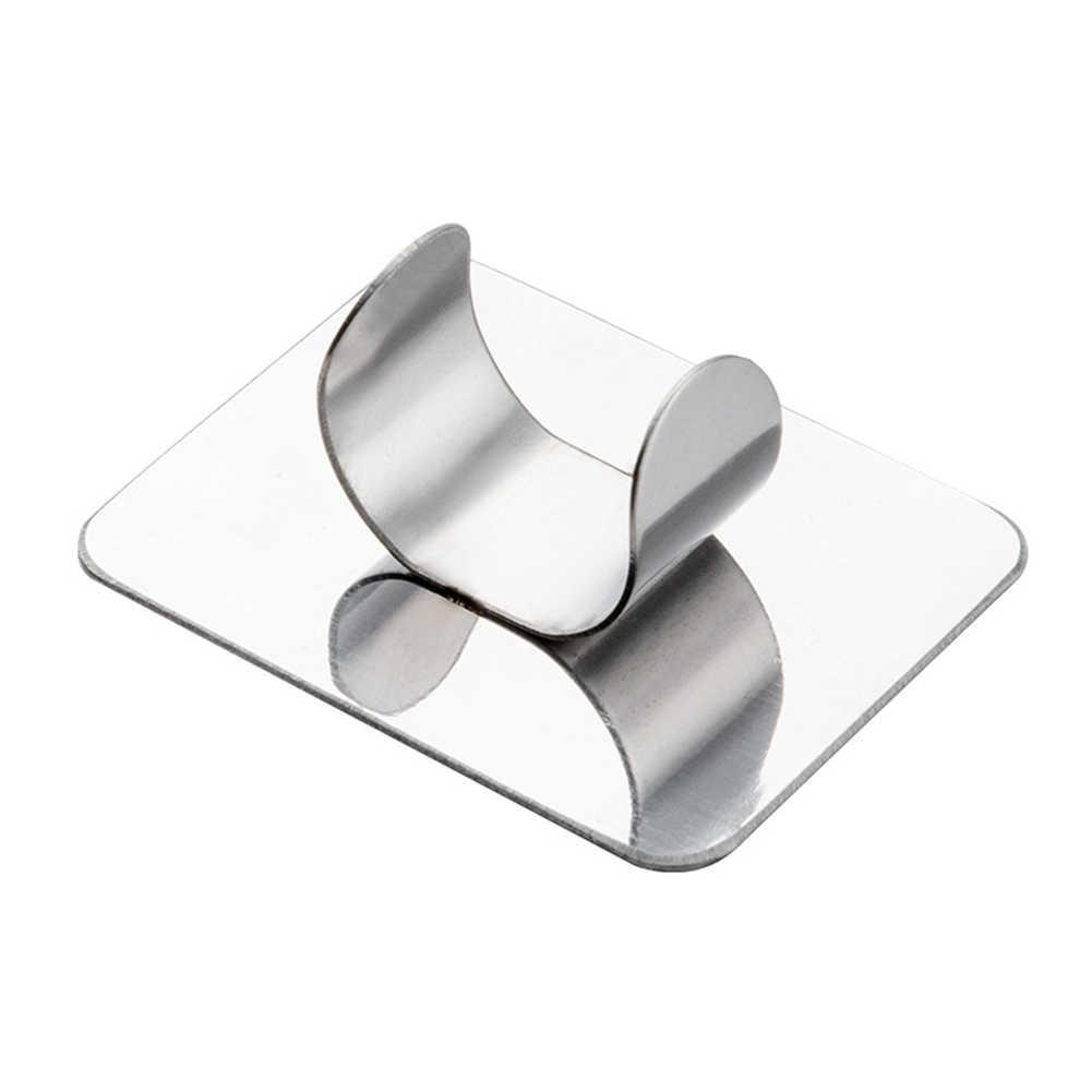 حار بيع! الفولاذ المقاوم للصدأ البسيطة قابل للتعديل مسمار لوحة خلط اللون لوحة البنصر
